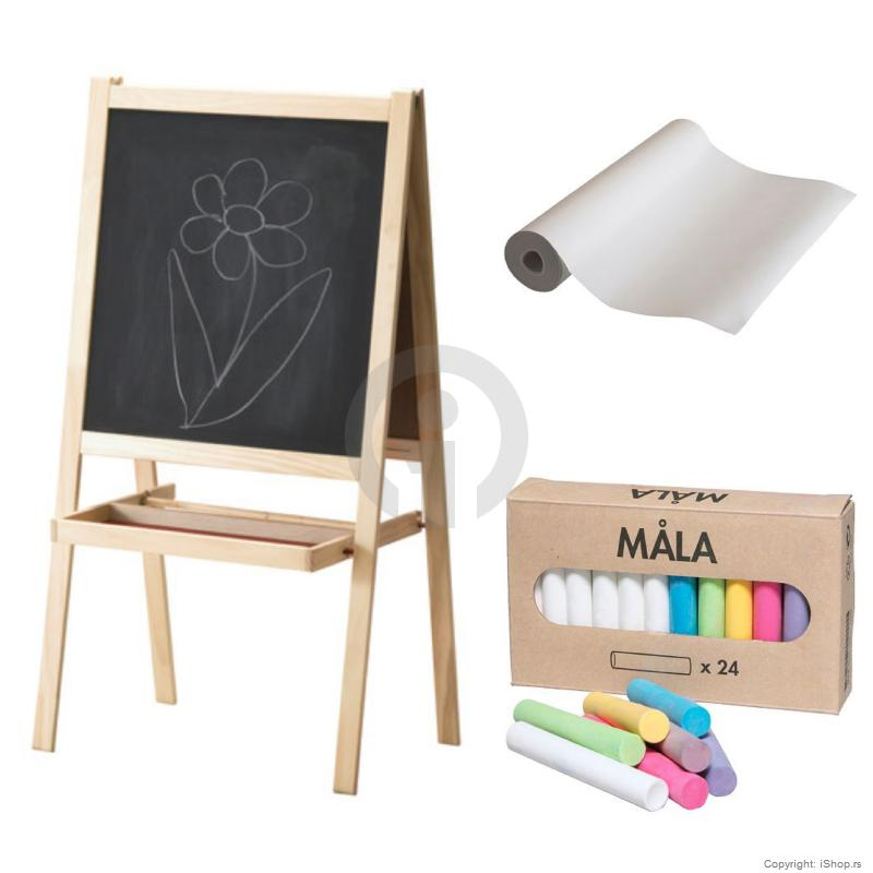 De ija tabla stolica bamboo 3500 dinara prodaja for Table za crtanje