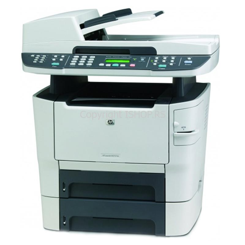 Hp Laserjet M2727 Manual