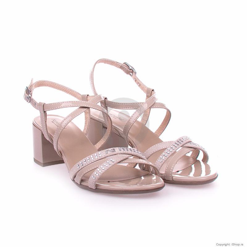 baf0ca51bda3 Nero Giardini ženske sandale srednja peta