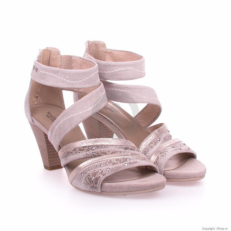 a412301e35f6 Nero Giardini ženske sandale visoka peta